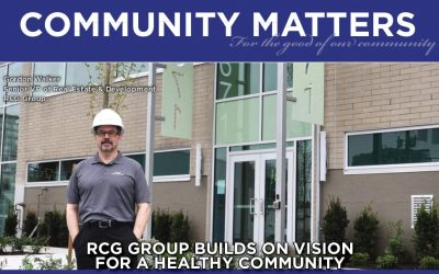 RCG Group Builds on Vision for a Healthy Community